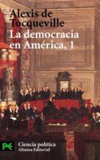 la democracia en america (t. 1)-alexis de tocqueville-9788420673455