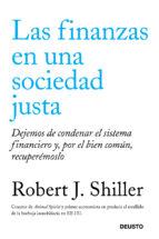 las finanzas en una sociedad justa robert j. shiller 9788423412655