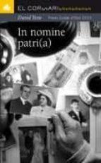 in nomine patri(a)-david yeste-9788424635855