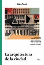 la arquitectura de la ciudad (ebook)-aldo rossi-9788425229855