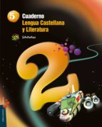 cuaderno lengua 2 5º educacion primaria superpixepolis 9788426393555