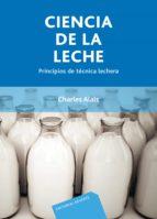 ciencia de la leche-charles alais-9788429118155