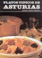 platos tipicos de asturias-maria luisa garcia sanchez-9788430054855