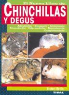 el nuevo libro de chinchillas y degus-michael mettler-9788430533855