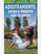 adiestramiento, juego y deporte (perro) 9788430547555