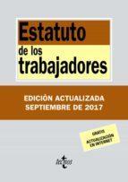 estatuto de los trabajadores (33ª ed.) 9788430971855