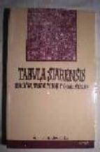 Free it ebooks descarga pdf Tabula siarensis: edicion, traduccion y comentario