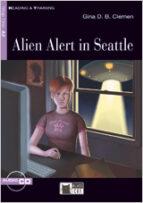 alien alert in seattle (incl.cd) 9788431693855
