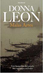 malas artes donna leon leonor ruiz 9788432228155