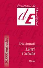 diccionari basic llati catala antoni peris i juan josep granados i serrat antoni seva i llinares 9788441225855