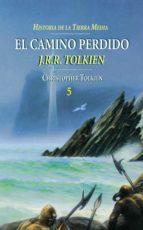 historia de la tierra media: el camino perdido (historia de la ti erra media; t. 5) j.r.r. tolkien 9788445071755