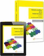 sistema jurídico de la unión europea (4ª ed.)-ricardo alonso garcia-9788447049455