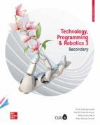 TECHNOLOGY, PROGRAMMING AND ROBOTICS 3