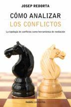 cómo analizar los conflictos (ebook) josep redorta 9788449325755