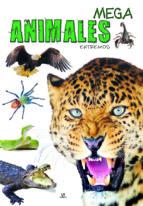 mega animales: extremos 9788466233255