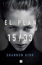 el plan 15/33 shannon kirk 9788466664455