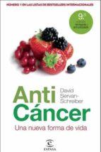 anticancer: una nueva forma de vida-david servan-schreiber-9788467035155