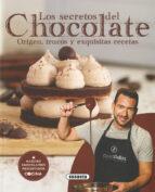 los secretos del chocolate 9788467758955