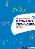 matematika indargarria 2. bigarren hezkuntza - lehen zikloa-9788467801255