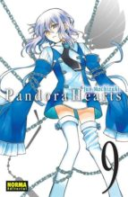 pandora hearts 09 jun mochizuki 9788467911855