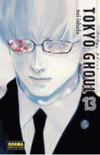 tokyo ghoul 13-sui ishida-9788467921755