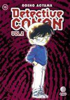 detective conan ii nº 15 gosho aoyama 9788468470955