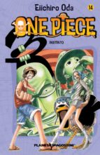 one piece nº 14-eiichiro oda-9788468471655