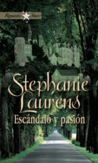 escándalo y pasión (ebook) stephanie laurens 9788468707655