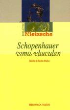 schopenhauer como educador 9788470307355