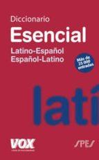 diccionario esencial latino-español / español-latino-9788471535955