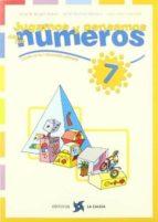 jugamos y pensamos con los numeros 7 (4º curso primaria)-victor m. burgos alonso-jaime martinez montero-jesus perez gonzalez-9788481051155