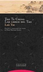 tao te ching: los libros del tao lao tse 9788481648355