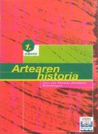 artearen historia, 1 dbho-jose javier fernandez altuna-marta truchuelo garcia-susana truchuelo garcia-9788483250655