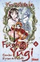 fushigi yugi: genbu, el origen de la leyenda nº 6 yuu watase 9788483576755