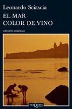 el mar color de vino-leonardo sciascia-9788483832455