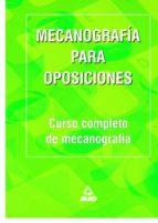 mecanografia para oposiciones-9788488834355