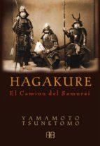 hagakure: el camino del samurai yamamoto tsunetomo 9788489897755