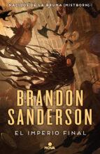 el imperio final (nacidos de la bruma [mistborn] 1) (ebook)-brandon sanderson-9788490192955