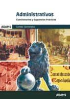 cuestionarios y supuestos administrativos de las cortes generales 9788490256855