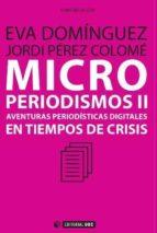 microperiodismos ii-9788490298855