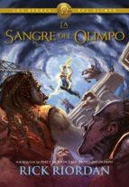 la sangre del olimpo (los héroes del olimpo 5) (ebook)-rick riordan-9788490436455