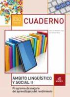 ámbito lingüístico y social ii 2016 cuaderno-9788490787755