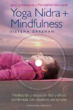 yoga nidra+mindfulness (+cd) ignasi jyotirananda 9788491112655