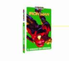 iron man, el vengador con armadura. mi primer comic-9788491671855