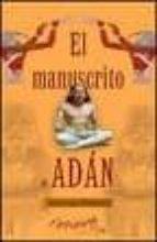 el manuscrito de adan-jose luis gimenez-9788493435455