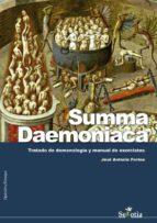 summa daemoniaca, tratado de demonologia-jose a. fortea-9788494284755