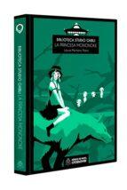 biblioteca studio ghibli 02: la princesa mononoke-laura montero plata-9788494714955