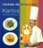recetas de temporada karlos arguiñano 9788496177055