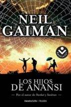 los hijos de anansi-neil gaiman-9788496940055