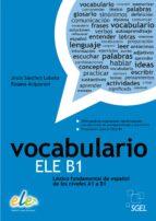 vocabulario ele b1 9788497784955